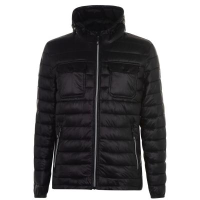 Jacheta de vant Kenneth Cole pentru Barbati negru