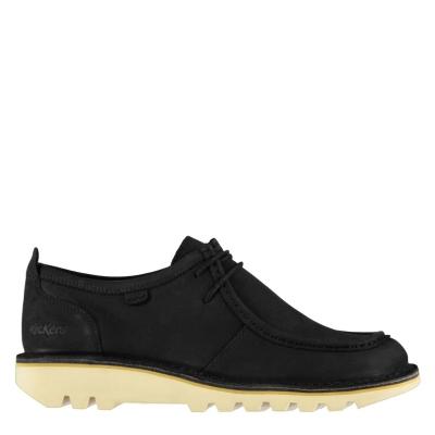 Kickers Kick Wall Shoes pentru Barbati negru crem