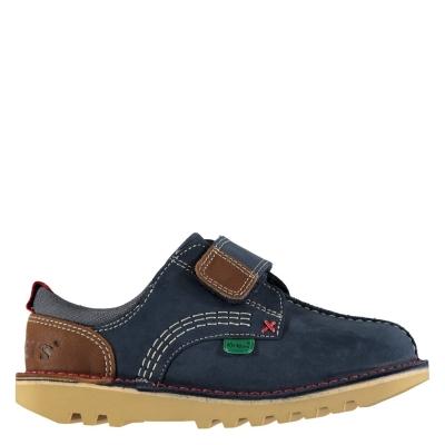 Kickers Low Stroll Shoes albastru