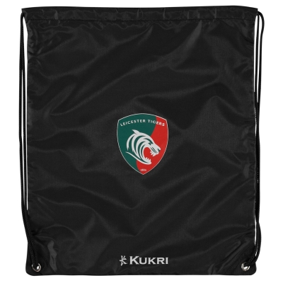 Geanta sala Kukri Leicester Tigers negru rosu verde
