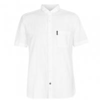 Lambretta Shirt pentru Barbati alb