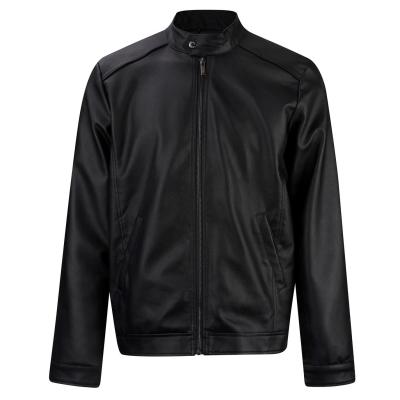 Jacheta Lee Cooper PU Biker pentru Barbati