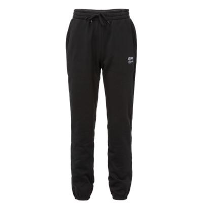 Bluze Pantaloni jogging Lee Cooper cu mansete pentru Barbati negru