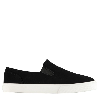 Lee Cooper Jack Shoes pentru Barbati negru alb