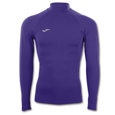 Joma Purple Shirt cu maneca lunga (seamless Underwear) mov