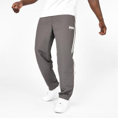 Pantaloni Lonsdale 2S OH Woven pentru Barbati gri carbune