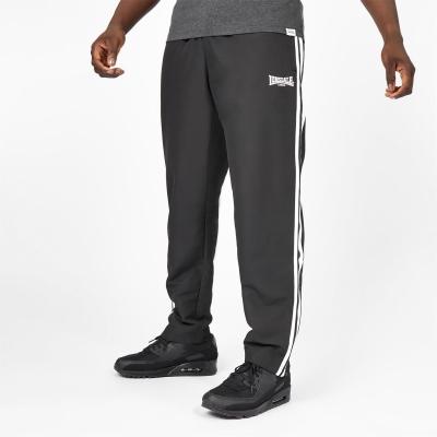 Pantaloni Lonsdale 2S OH Woven pentru Barbati negru