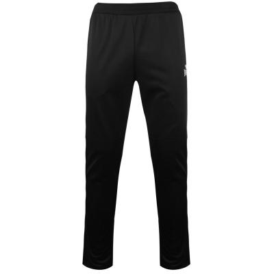 Pantaloni jogging Lonsdale 2 cu dungi conici pentru Barbati negru