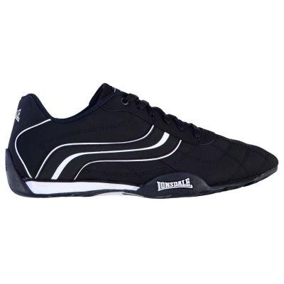 Adidasi Lonsdale Camden pentru Barbati bleumarin alb