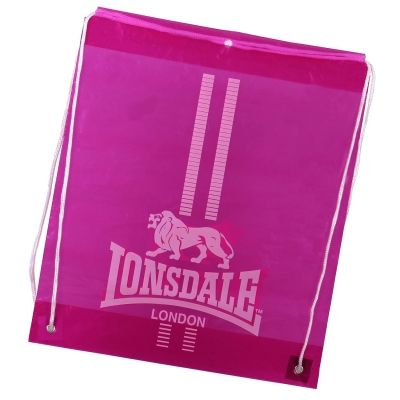 Lonsdale Drawstring Carry Sack
