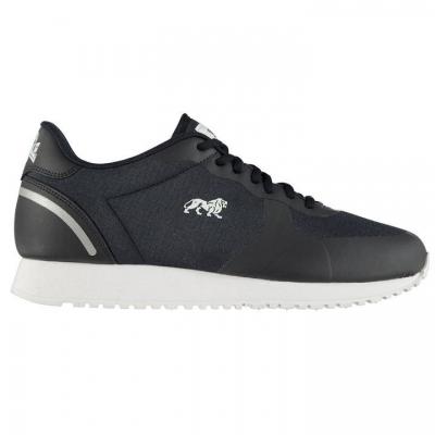 Adidasi sport Lonsdale Stepney pentru Barbati bleumarin alb