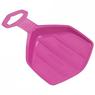 Lopata Sanie iarna HOT SHEET roz 504501 Hamax