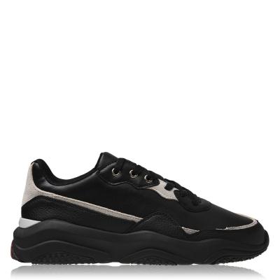 Adidasi sport Loyalti Deity negru off alb