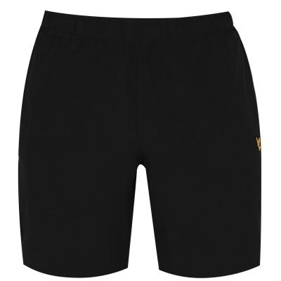 Lyle and Scott Sport & Scott Sport 7inch Short true negru