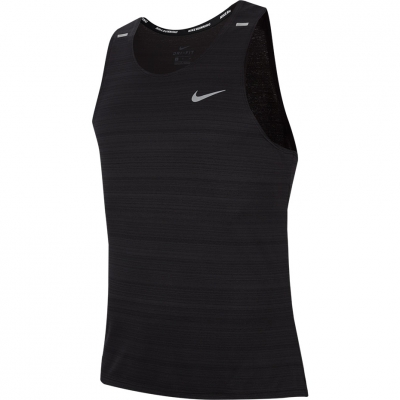 Maiou Nike Miler DF negru CU5982 010 pentru Barbati