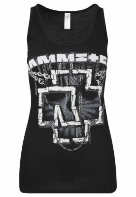 Maiou Rammstein In Ketten pentru Femei negru