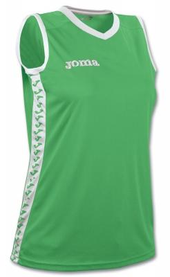 Maiou sport dama Joma Emir verde pentru Femei