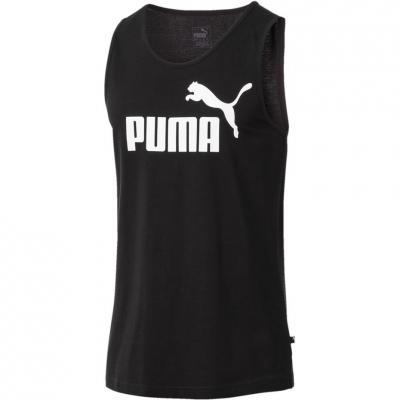 Maiou Tricou barbati Puma Ess negru 851742 01