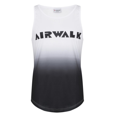 Maiouri Airwalk Fade alb