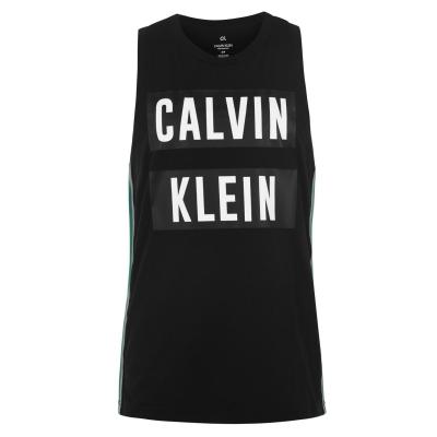 Maiouri Calvin Klein Performance cu imprimeu mare ck negru