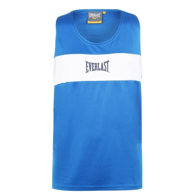 Maiou sport Everlast albastru alb