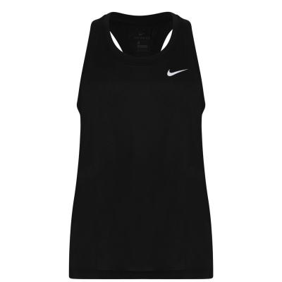 Maiouri Nike DriFit antrenament pentru Femei negru