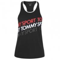 Maiouri Tommy Sport imprimeu Graphic pvh negru