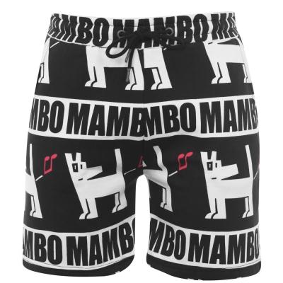 Sort sport Mambo negru