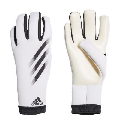 Manusi de Portar adidas X Fingersave alb negru