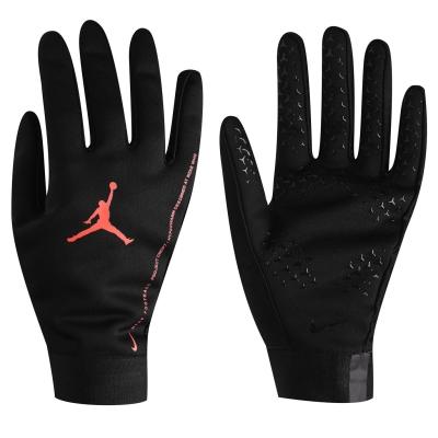 Manusi Nike Jordan x Paris Saint-Germain Hyperwarm Academy negru rosu