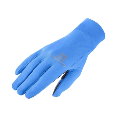 Manusi Alergare Unisex PULSE GLOVE U Albastru
