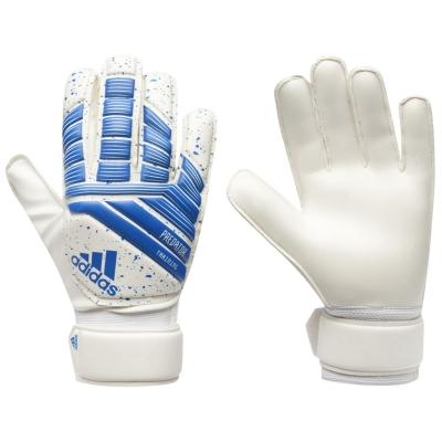 Manusi de Portar adidas Predator antrenament pentru Barbati alb albastru