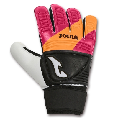 Manusi de Portar Joma Calcio Raspberry-orange Fluor