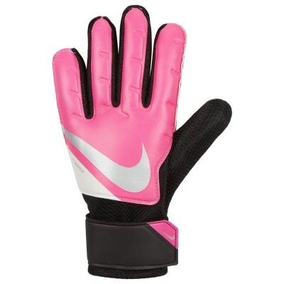 Manusi de Portar Nike Match pentru copii roz negru