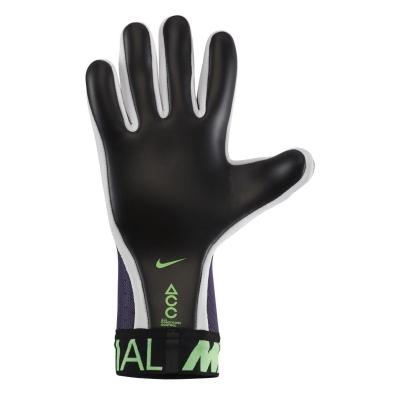 Manusi de Portar Nike Mercurial Portar Touch Elite inchis rasin negru