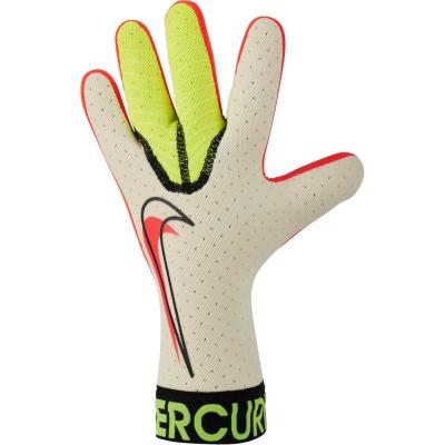 Manusi de Portar Nike Mercurial Touch Elite alb galben rosu