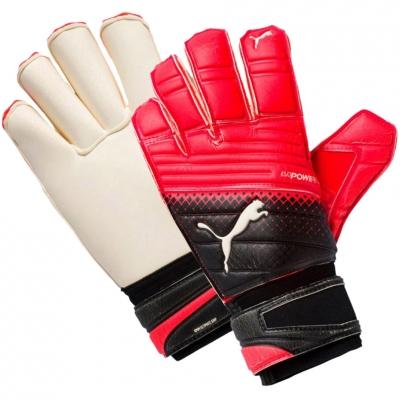 Manusi de Portar Puma Evo Power Grip 23 GC rosu-negru-alb 041223 20
