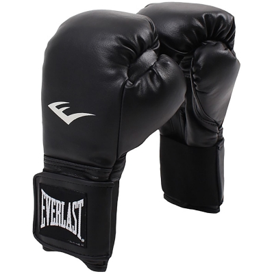 Manusi de box Everlast Boston Boxing pentru Barbati negru
