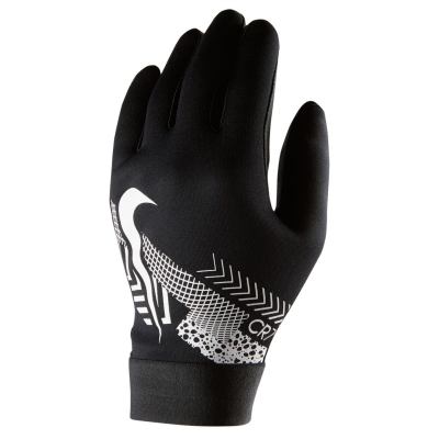 Manusi Nike CR7 fotbal Player negru