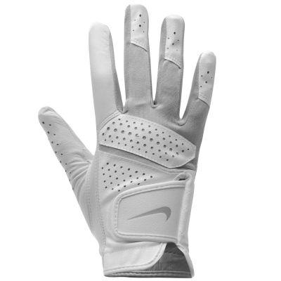 Manusa golf Nike Tech Extreme RH pentru Femei alb gri