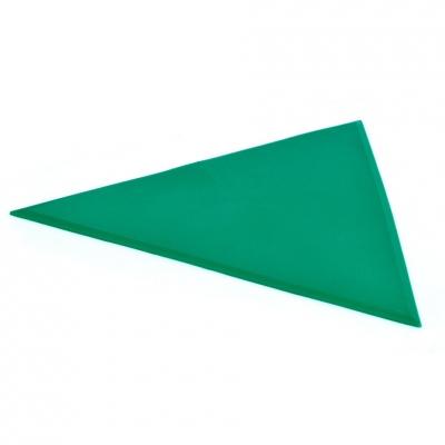 Marker sala triangle NO10 VFMN-FLTR verde