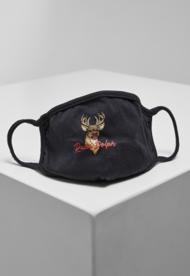 Masca fashion protectie Reindeer bleumarin Urban Classics