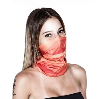 Masca pentru sportivi Naroo Mask E3 Mov-Roz-Alb