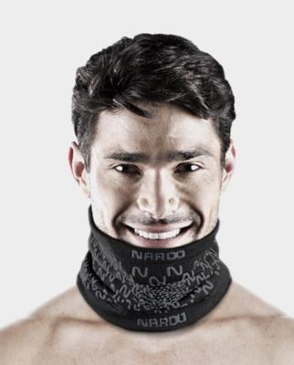 Masca pentru sportivi Naroo Mask E9 Rosu/Gri