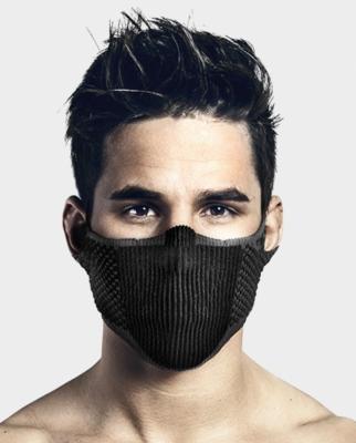 Masca pentru sportivi Naroo Mask F5s cu filtrare particule Albastru/Negru