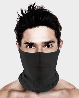 Masca pentru sportivi Naroo Mask X1 Negru