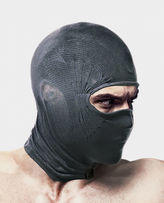 Masca pentru sportivi Naroo Mask X3F Gri