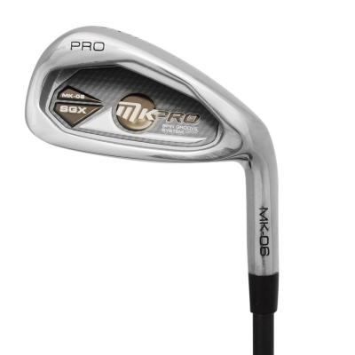 Masters Golf Iron pentru copii gri 65in 165cm