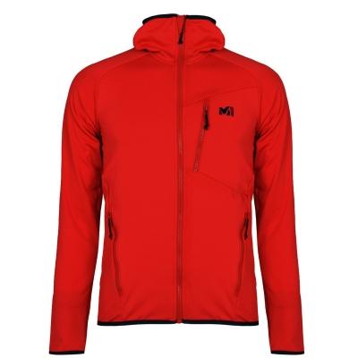 Bluze Hanorac Millet Senec pentru Barbati foc rosu