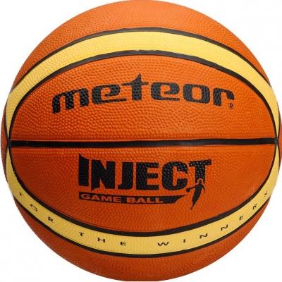 Minge baschet Meteor Inject 14 Panels maro bej Size 7 07072